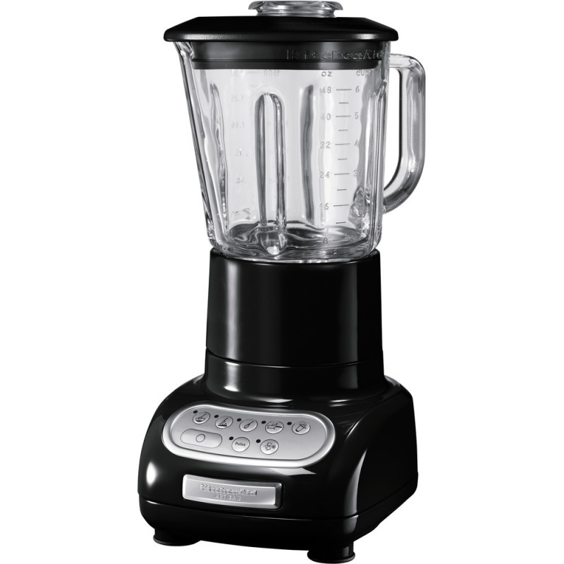 KitchenAid Artisan 1,5 L Blender - Onyx Black - 5KSB5553EOB