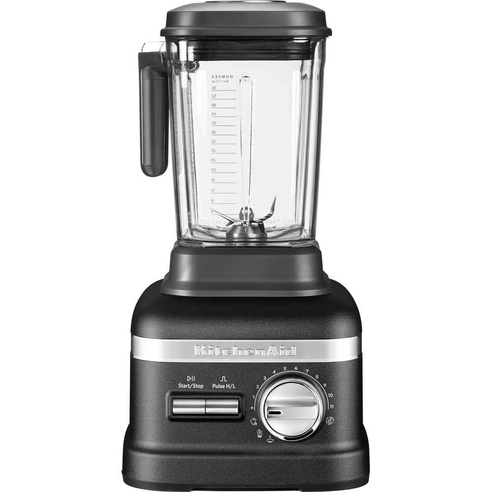 KitchenAid Artisan Power Plus Blender - Cast Iron Black - 5KSB8270EBK