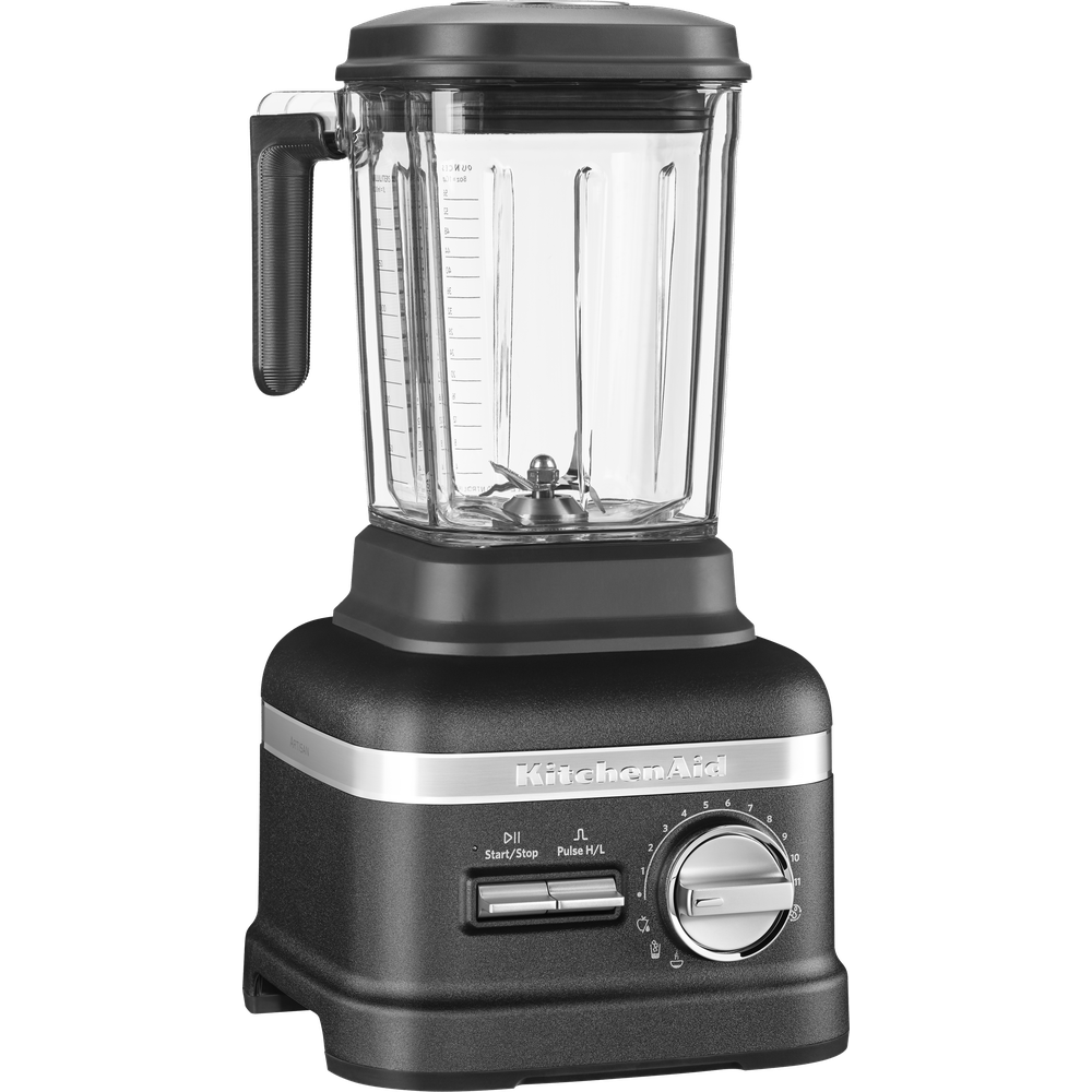 KitchenAid Artisan Power Plus Blender - 5KSB8270EBK - Cast Iron Black